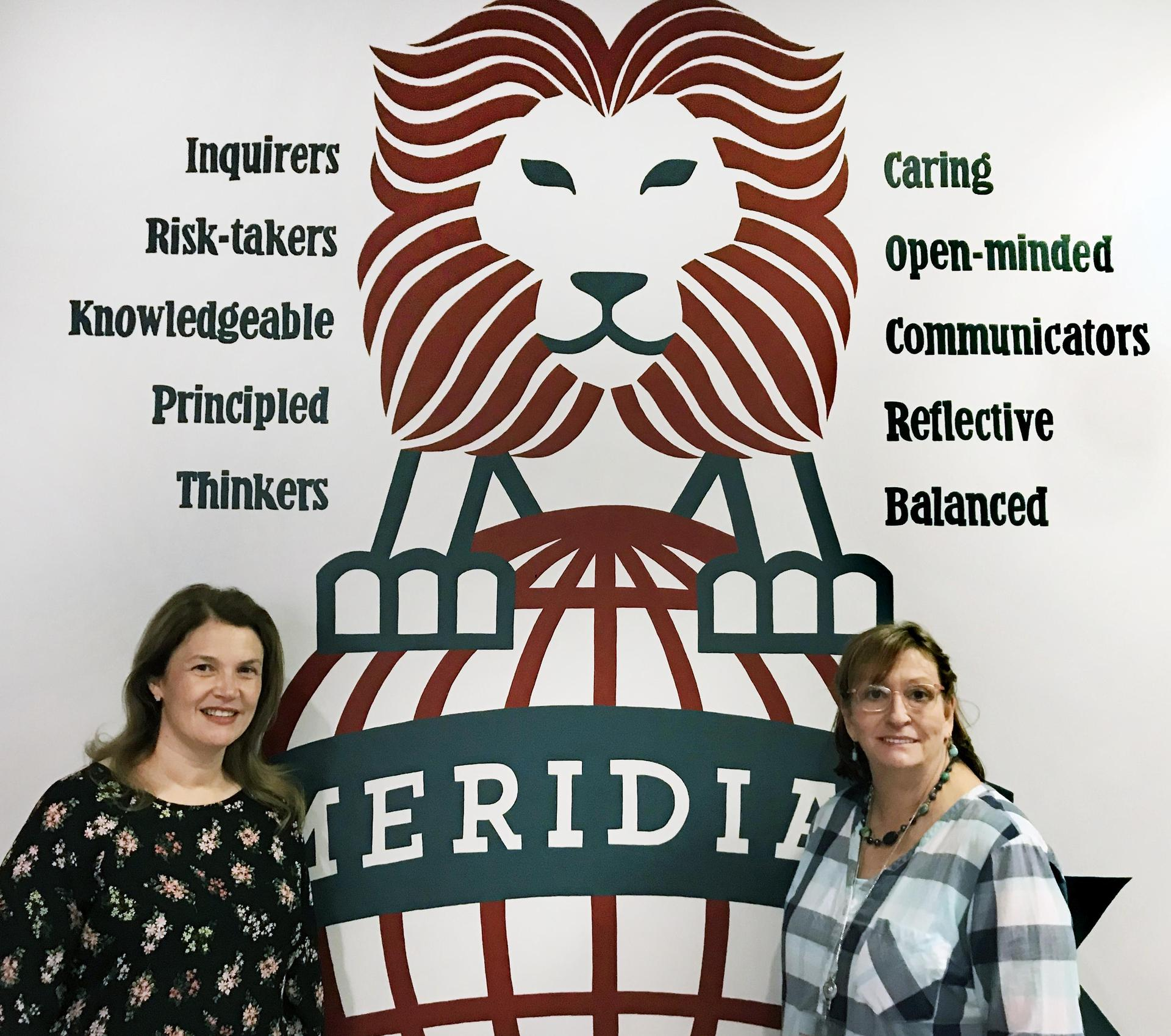 Meridian Dyslexia Specialists Noreen Kennedy and Pam Byers