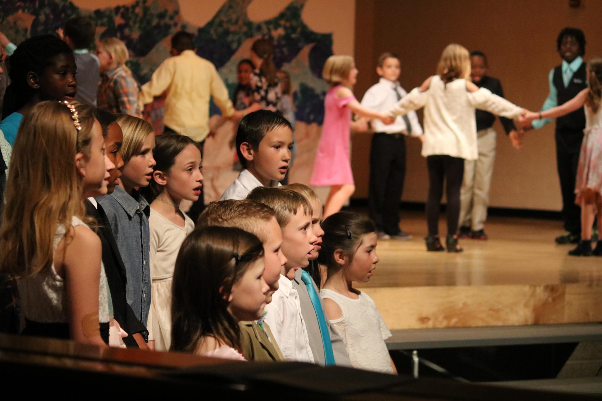 school music performance