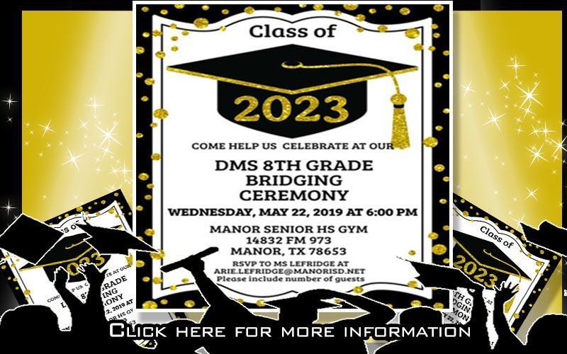 8th Grade Bridging Ceremony Thumbnail Image