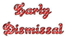 Early Dismissal Friday, December 18: Dismiss at 11:30am Featured Photo