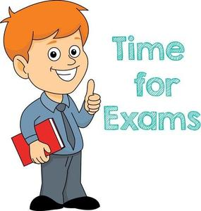 Time for Exams