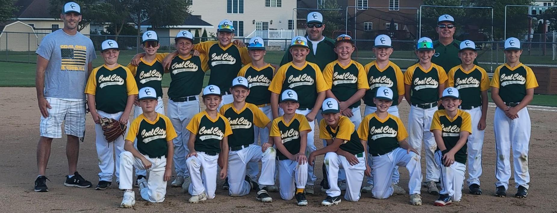 Coal City Middle School Baseball