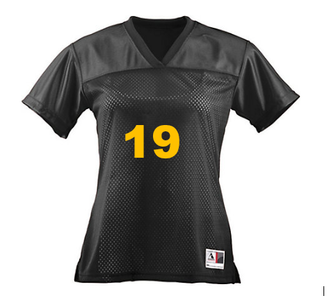 senior girls jersey