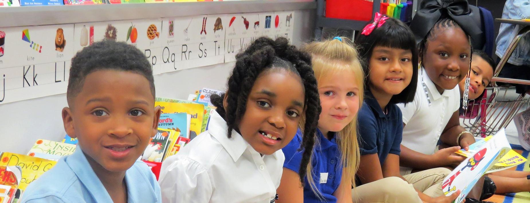 Ready for a GREAT year at Ridgeland Elementary School!