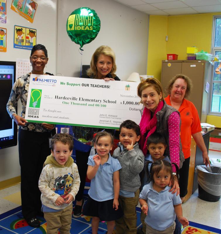 HES Teachers Win Bright Ideas Grants Featured Photo