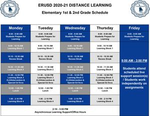 1st_2nd Schedule