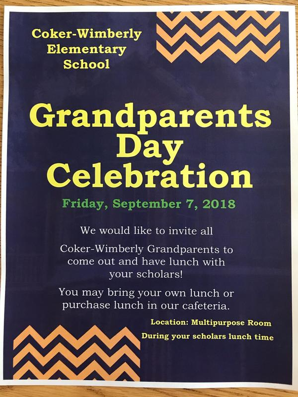 Grandparents Day Celebration
