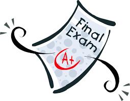 Fianl Exam Graphic
