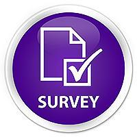 Image of survey icon. Shutterstock.com