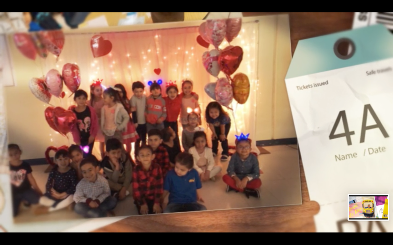 We are ready for 1st Grade Video from kindergarten kids! Thumbnail Image
