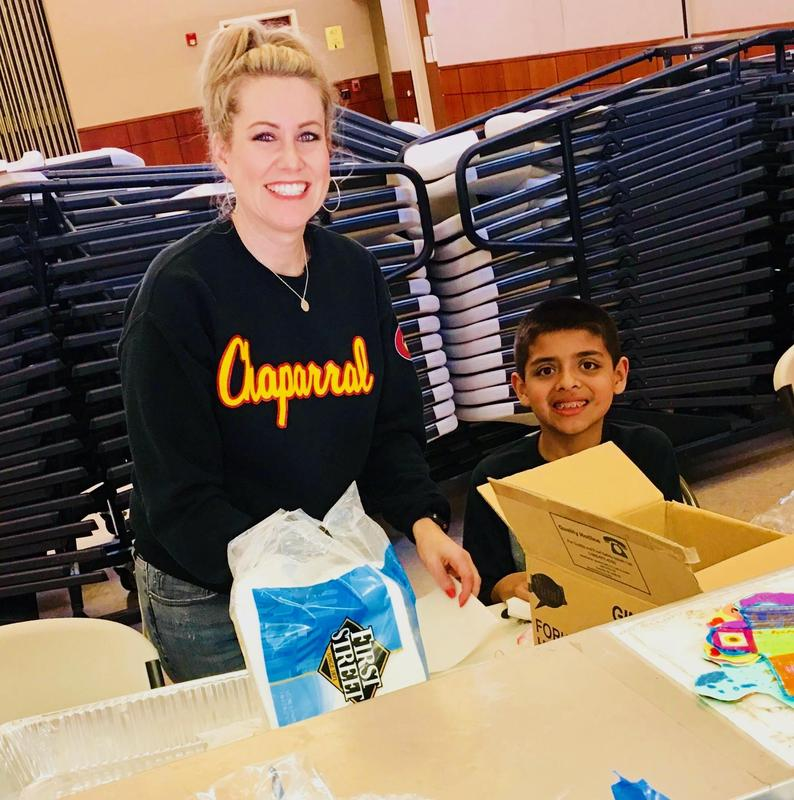 WVUSD Staff, Students Join Humanitarian Outreach Featured Photo