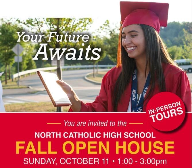 North Catholic Open House