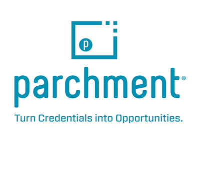 Parchment Transcripts Logo