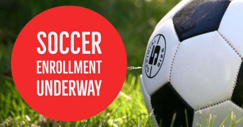 Soccer Enrollment