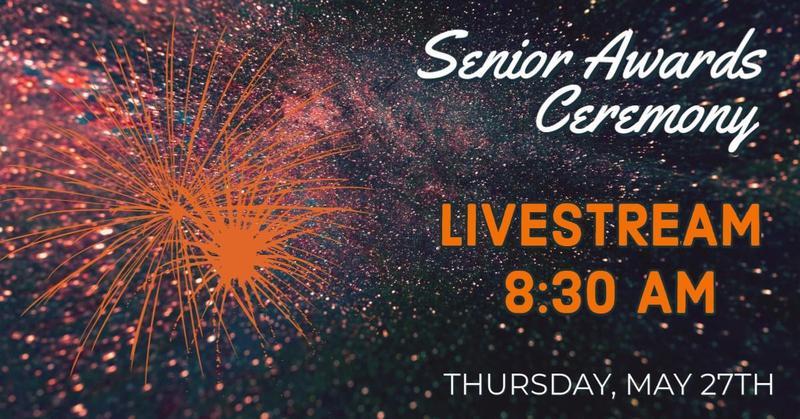Senior Awards Ceremony Live Stream Link Featured Photo