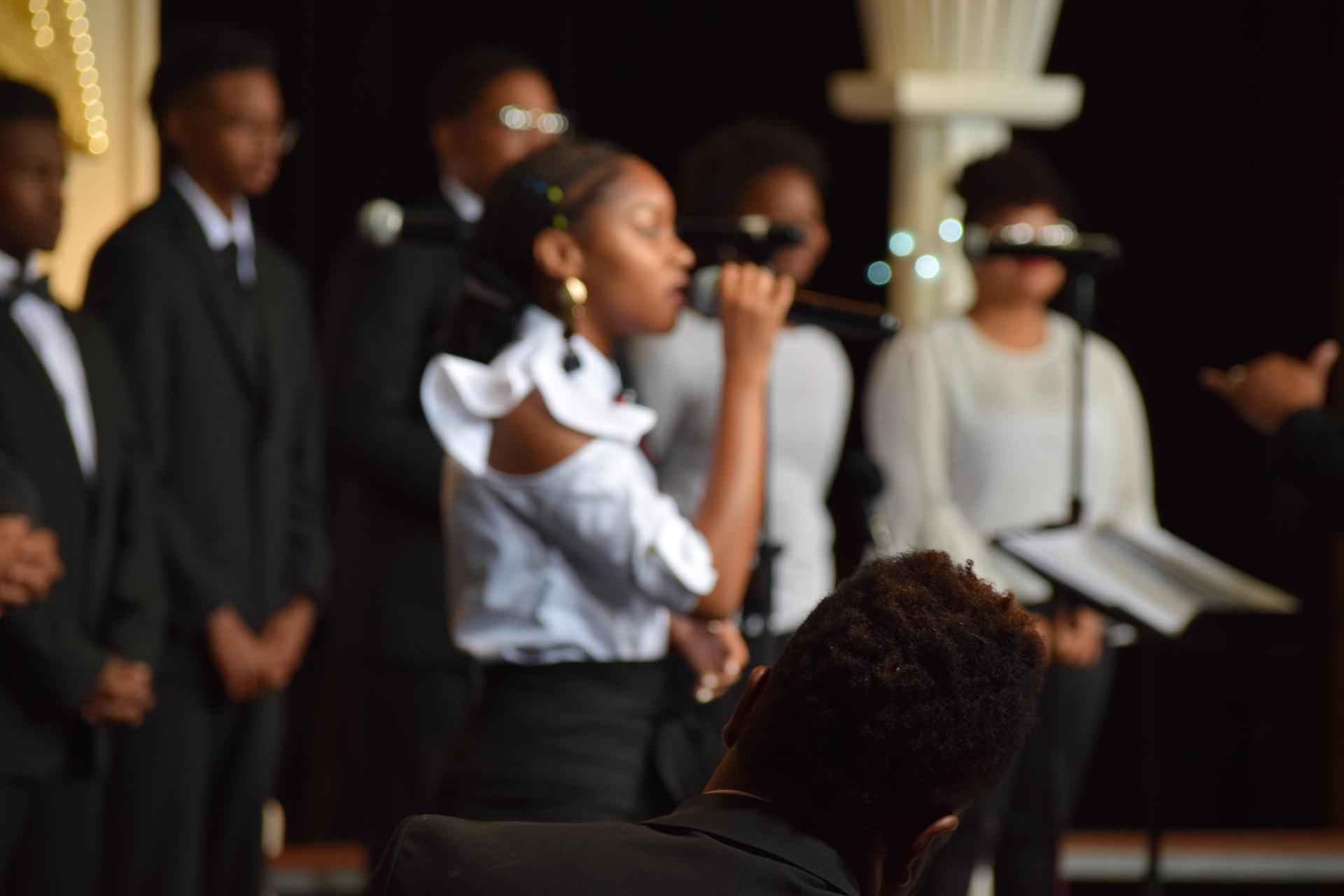 Natchez-Adams School District Choir 2019