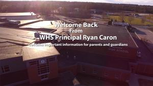 Welcome Back WHS