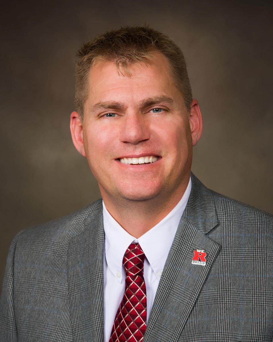 Principal Mr. Michael Shunneson