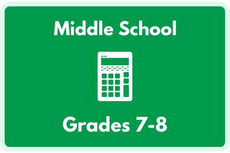 Middle School Grades 7-8