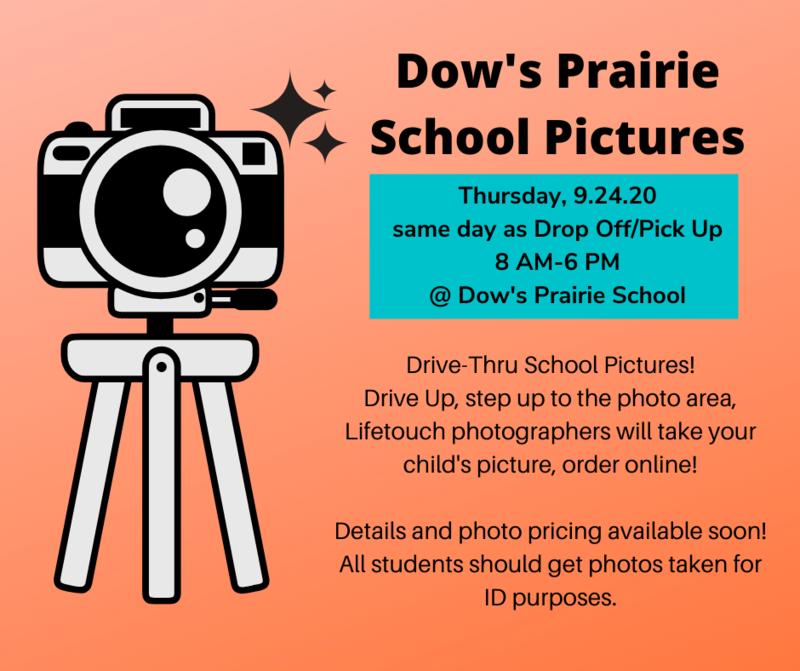 School Pictures Flyer