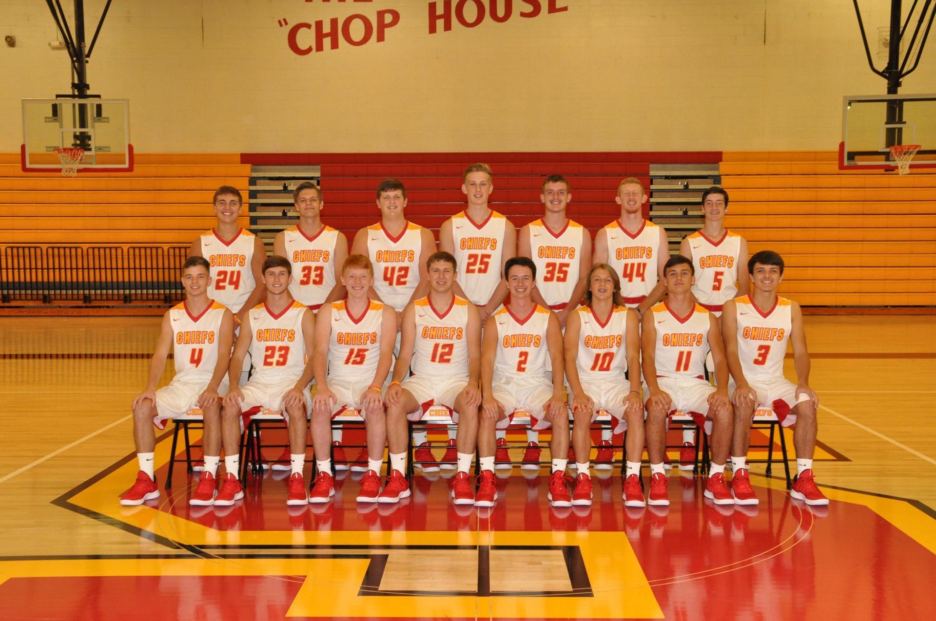2018-19 Basketball Team