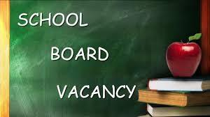 School Board Vacancy - At Large Director Position # 5 Thumbnail Image