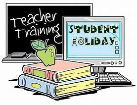 STUDENT HOLIDAY/STAFF DEVELOPMENT Thumbnail Image