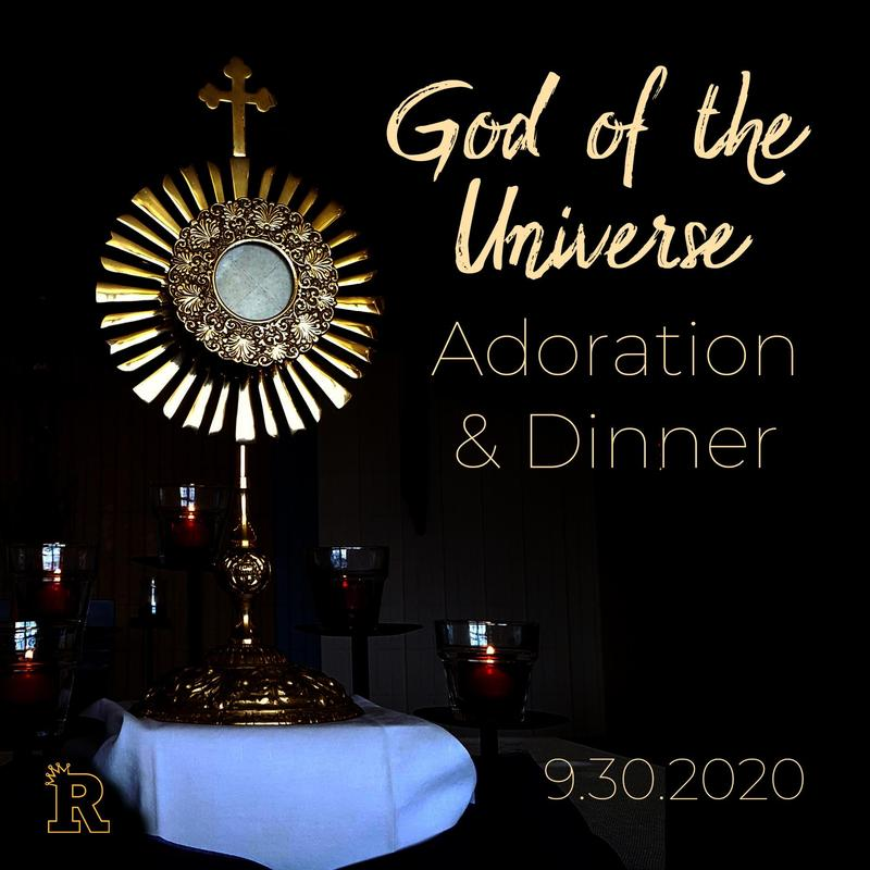 God of the Universe- Adoration under the stars Featured Photo