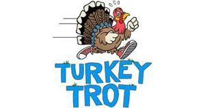 Turkey Trot Clip Art