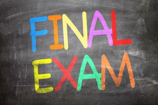 Final Exam Bell Schedule Featured Photo