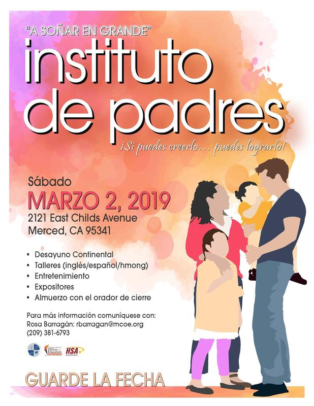 Instituto de Padres Conferencia Featured Photo