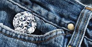 denim and diamonds