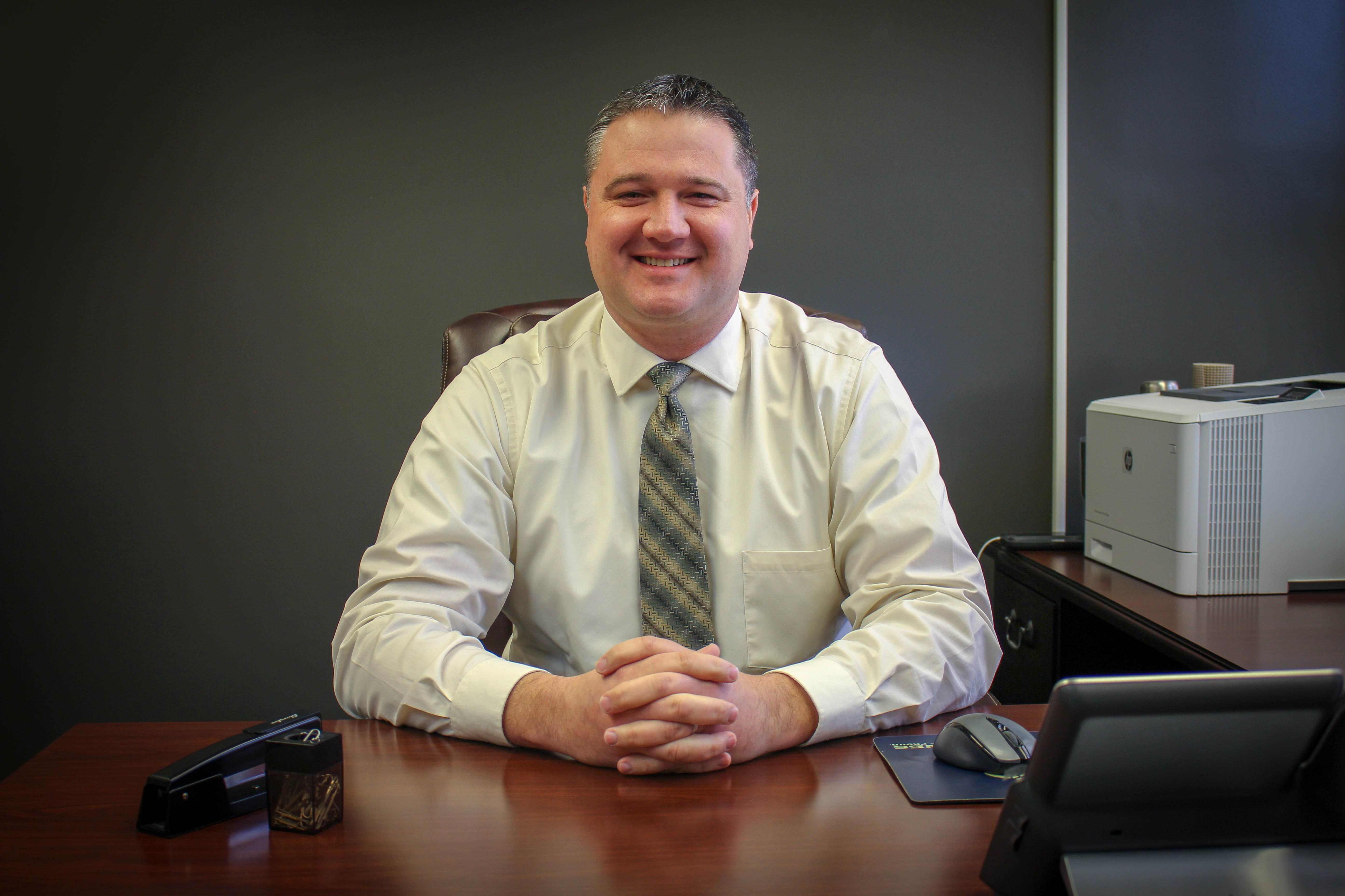 Mark Magolis, High School Principal