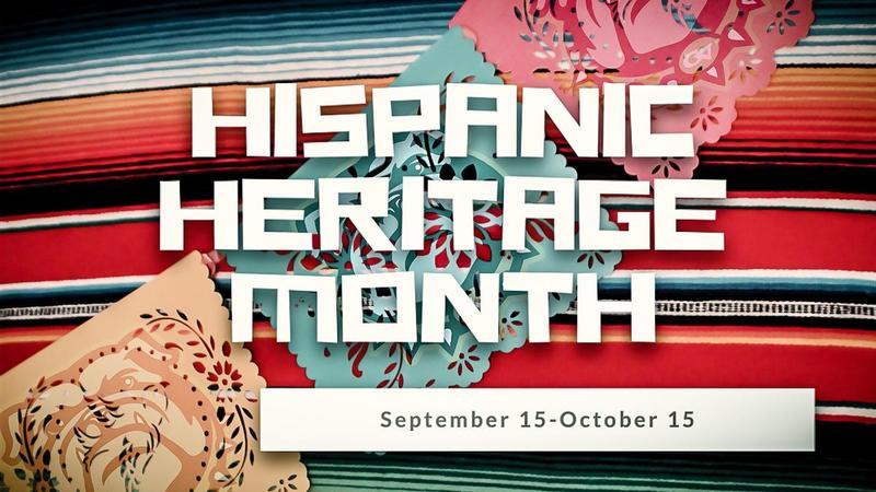 Hispanic Heritage Month at GVHS - Day 6: Video #2 Latinx Contributors Thumbnail Image