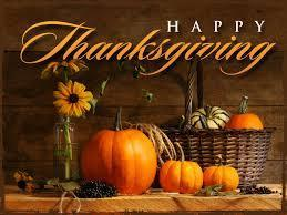 Happy Thanksgiving from HPIAM Thumbnail Image