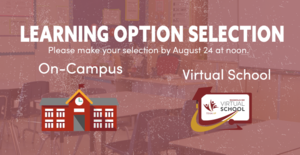 virtual learning vs on-campus learning