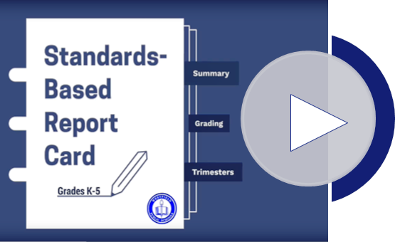 Screenshot for Elementary Report Card Video