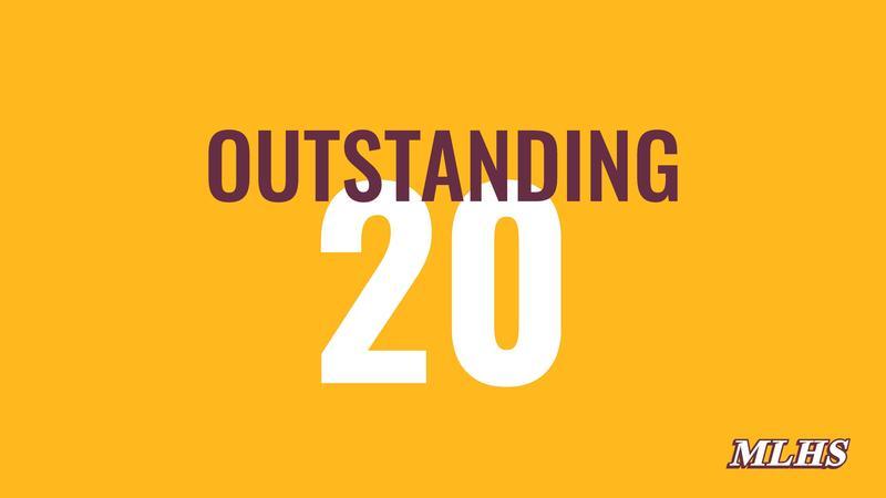 outstanding 20
