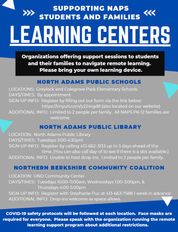 NAPS District Learning Centers Featured Photo