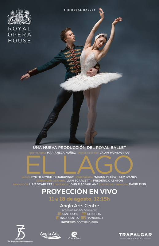 The Royal Ballet | El Lago de los Cisnes Featured Photo