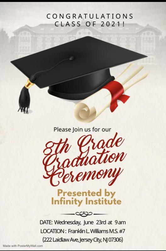12th and 8th Grade Graduation Information Featured Photo