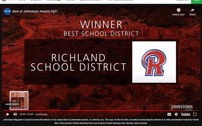 RSD Recognized by Johnstown Magazine Featured Photo
