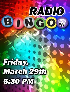 Radio Bingo is Back! Featured Photo