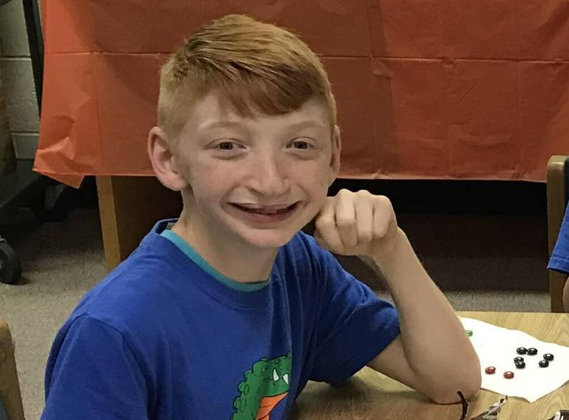 6th Grade Gators Team Student