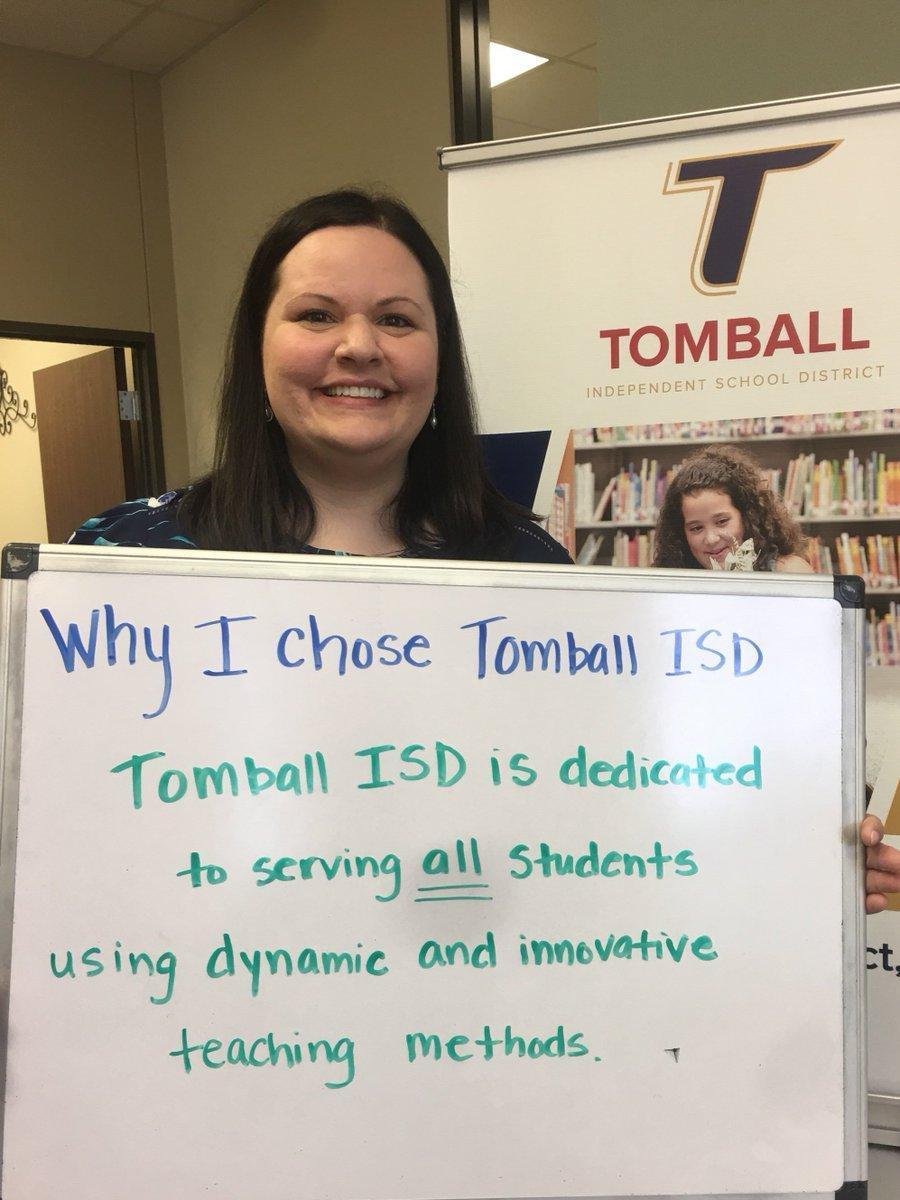 TISD Human Talent Twitter Pic
