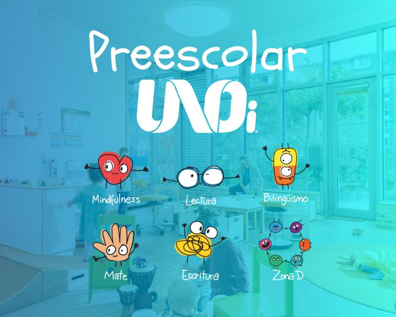 El nuevo preescolar UNOi Featured Photo