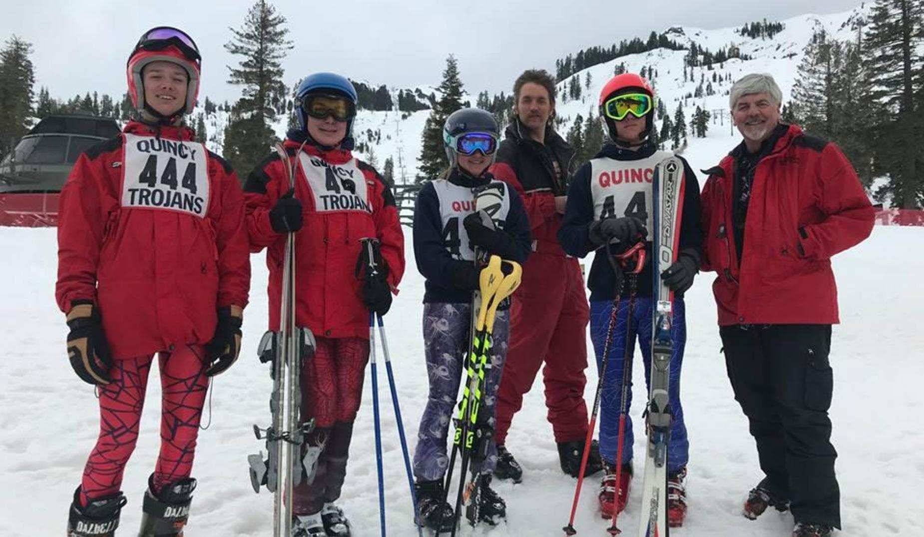 Ski Team 2019