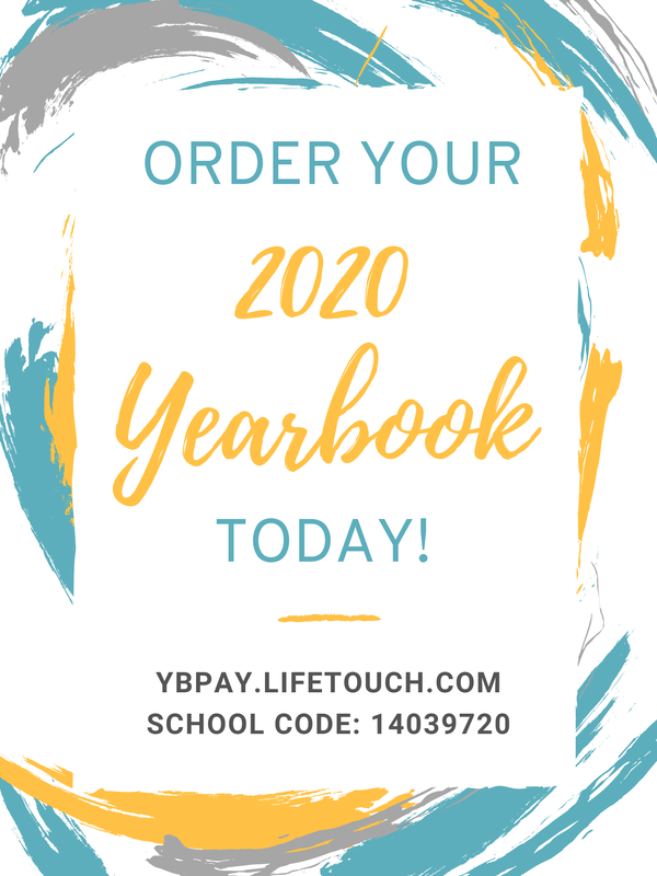 Order Your 2020 Yearbook Today Featured Photo
