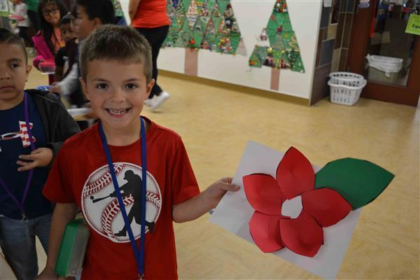 SJE's Christmas Around the World