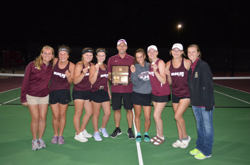 Buhler Tennis wins 4A Regional Championship Thumbnail Image